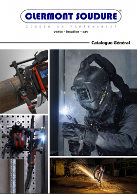 Clermont soudure catalogue general 2019
