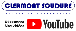 Clermont soudure present sur youtube