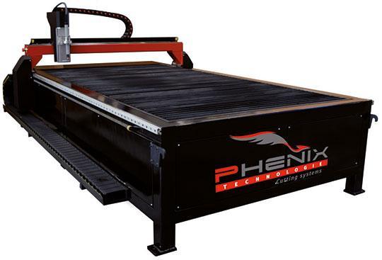 Table plasma phenix automatique partenaire clermont soudure