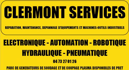 Clermont Services : maintenance, réparation, dépannage