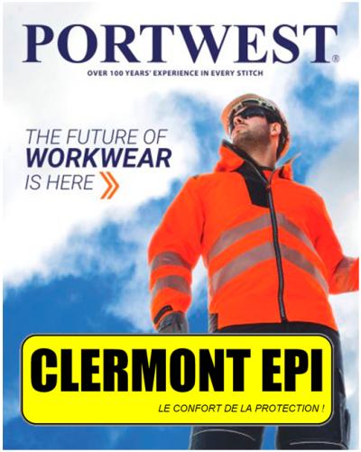 Portwest partenaire clermont epi