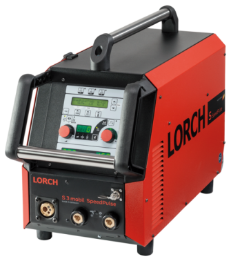 Speed pulse serie s mobil lorch